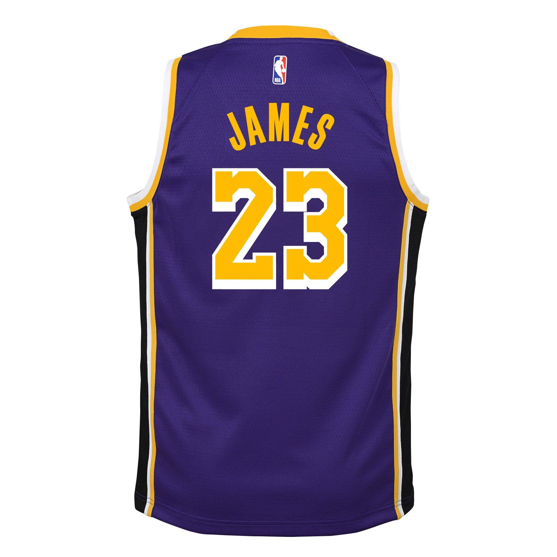 cheap nba gear near me Nike LeBron James Los Angeles Lakers ...