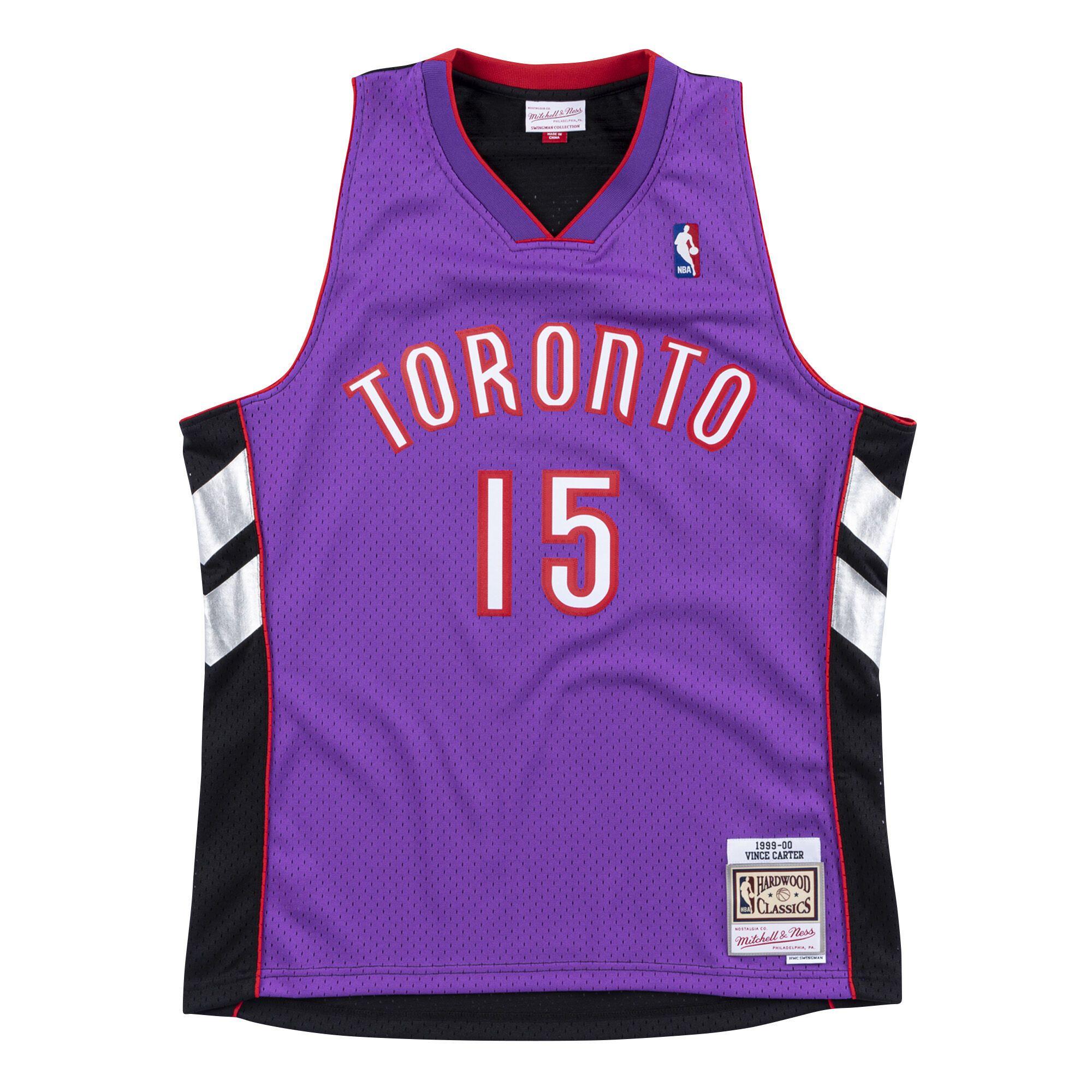 cheap nba retro jerseys Mitchell & Ness Vince Carter Toronto ...
